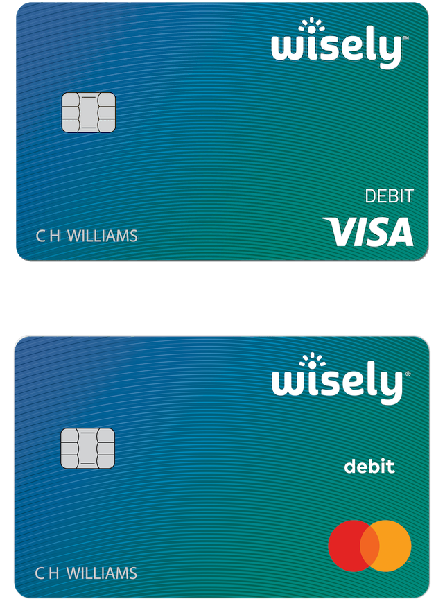 Wisely Pay Cards
