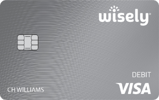 Wisely Cash Card