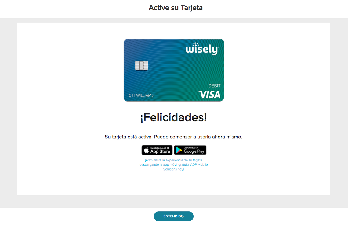 Wisely-Aline-Spanish-Activation
