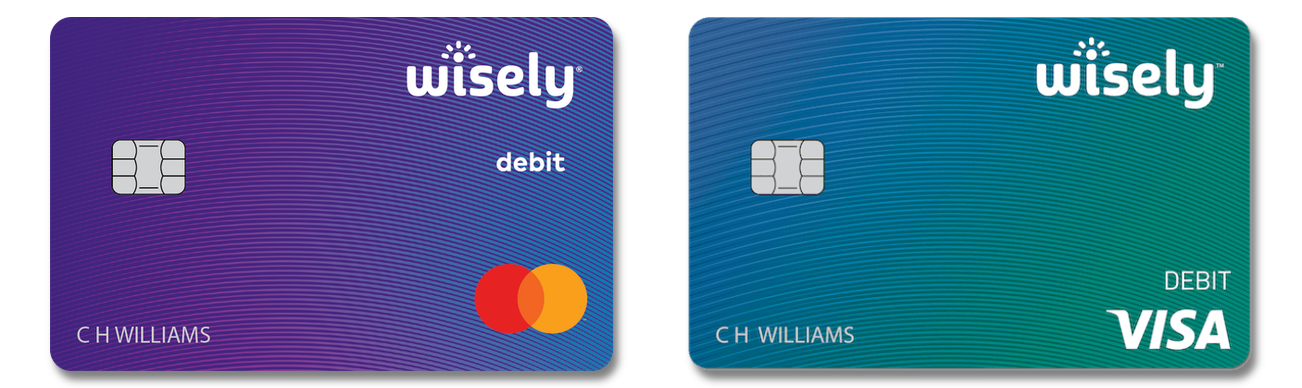 Wisely Homepage Cards